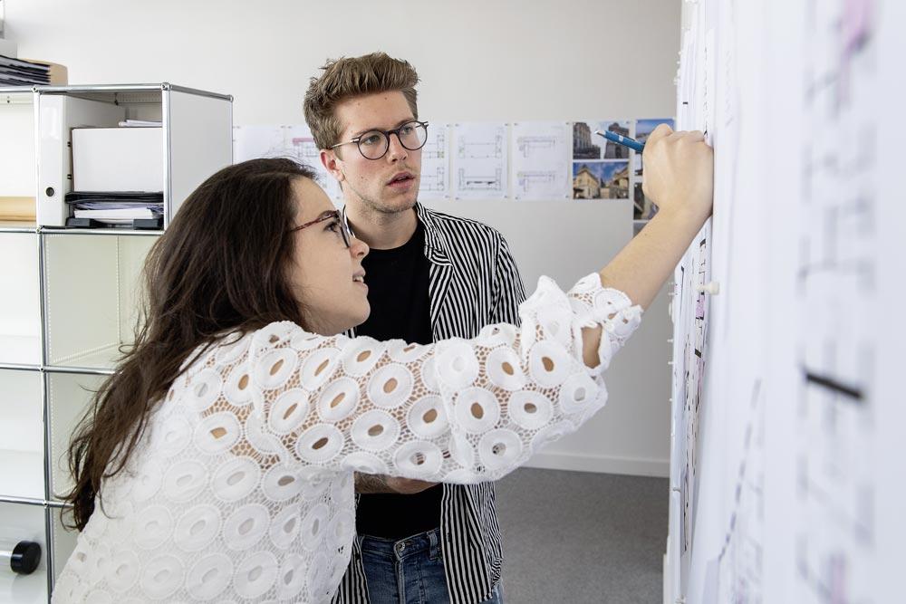 Zusammenarbeit mit anderen Fachleuten