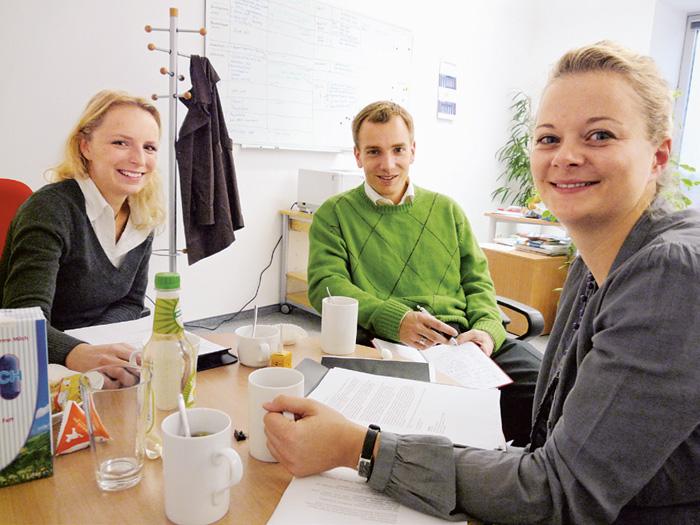 Collaboration interinstitutionnelle: de bons résultats avec le coaching en tandem.