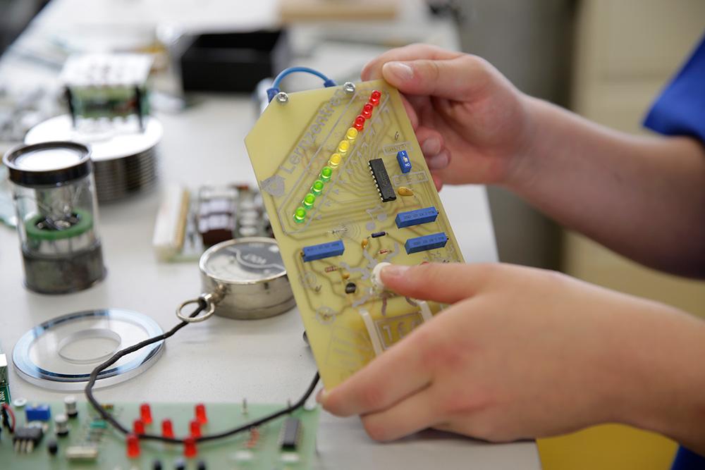Développement de circuits imprimés