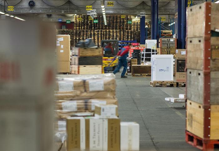Beaucoup d'entreprises sociales sont actives dans l'industrie, la logistique ou la restauration. (Photo: Niklaus Spoerri)