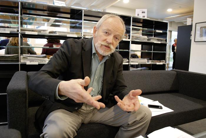 Michael Reimer, chef de projet AIP au SECO: «Il serait bon qu'un ou plusieurs autres cantons décident de participer.» (Photo: Daniel Fleischmann)