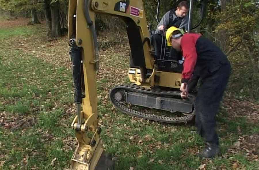 Mécanicien/ne en machines de chantier CFC - Aperçu