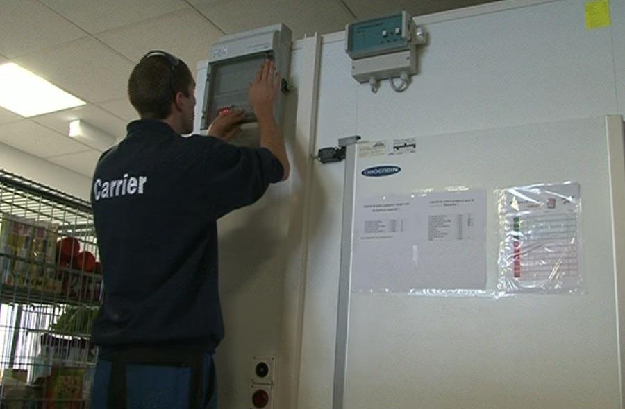 Monteur/euse frigoriste CFC - aperçu