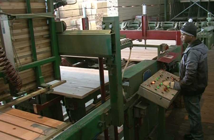 Scieur/euse de l'industrie du bois CFC - aperçu