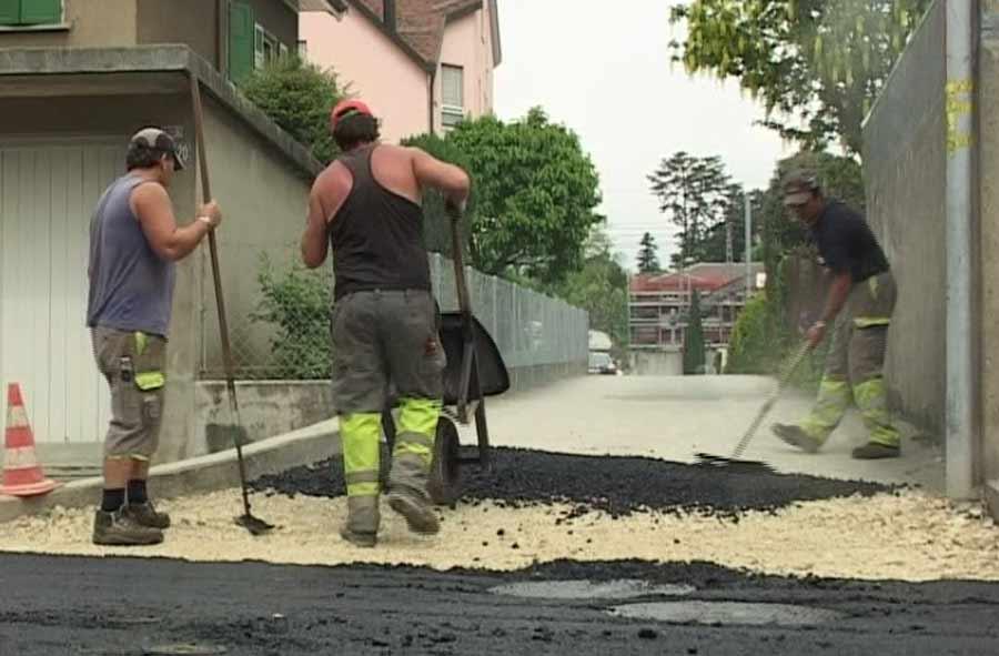Constructeur / Constructrice de routes CFC - Aperçu