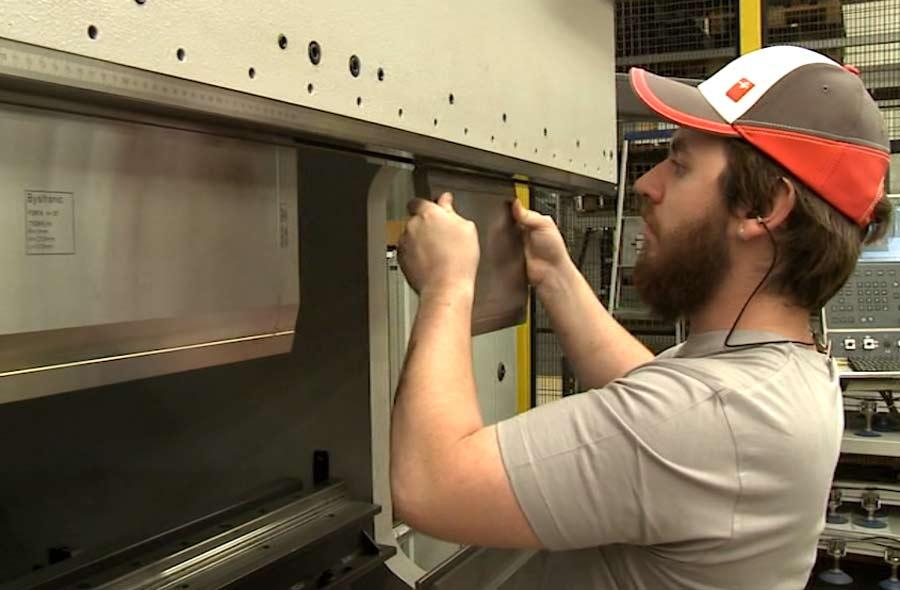 Constructeur / Constructrice d'appareils industriels CFC - Extrait
