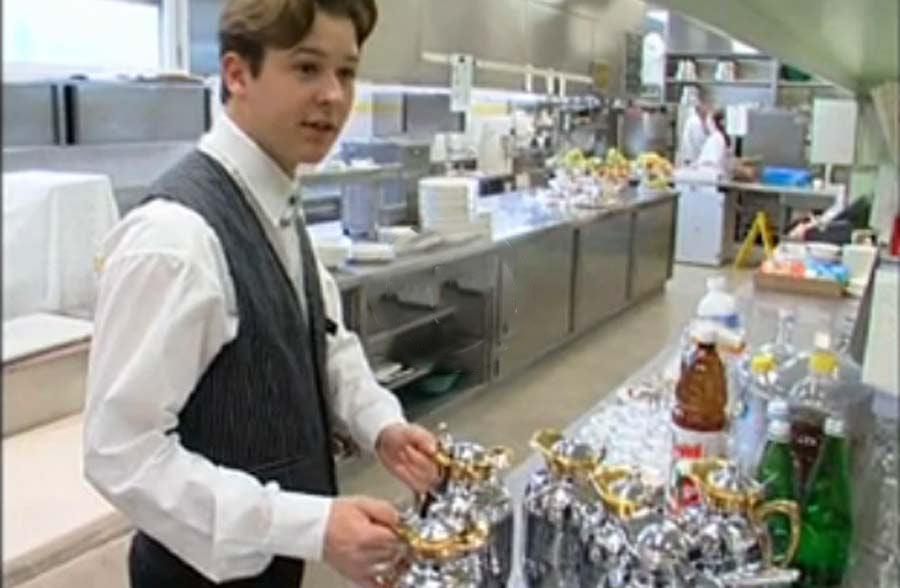 Employé / Employée en hôtellerie AFP