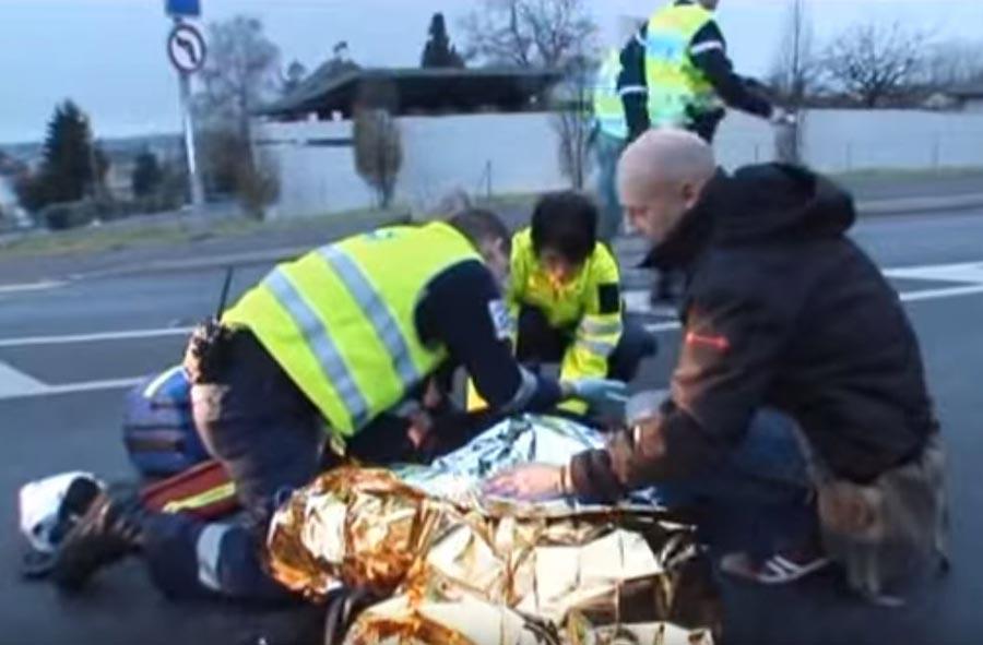 Ambulancier / Ambulancière ES