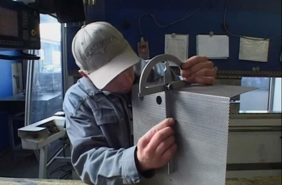 Constructeur/trice d'appareils industriels CFC