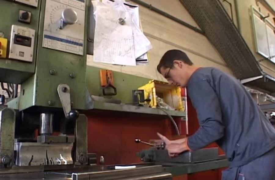Constructeur/trice métallique CFC