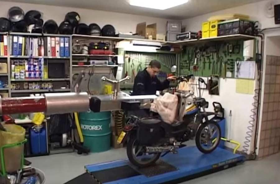Mécanicien/ne en motocycles de petite cylindrée et cycles CFC