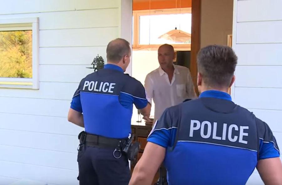 Policier / Policière BF (Gendarme)
