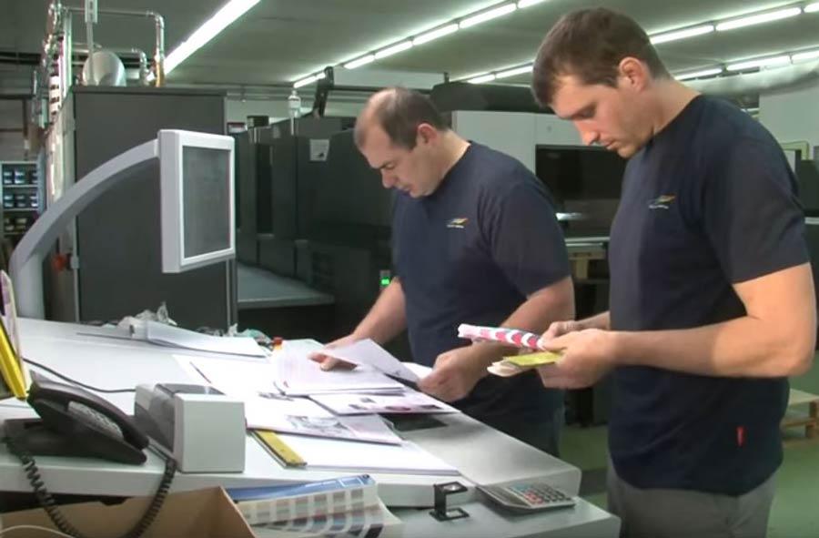 Technologue en impression CFC - impression feuilles et reprographie