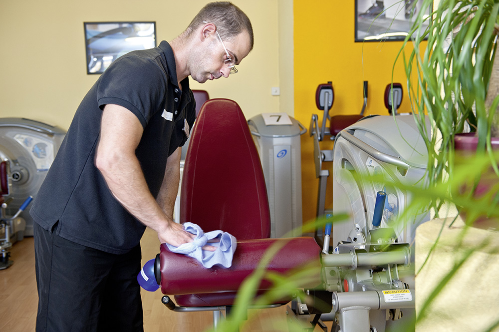 Nettoyer et entretenir les installations