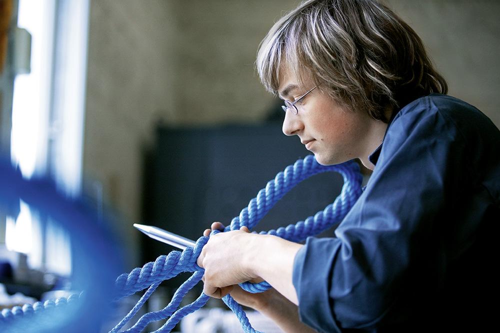 Produire des textiles et des cordes