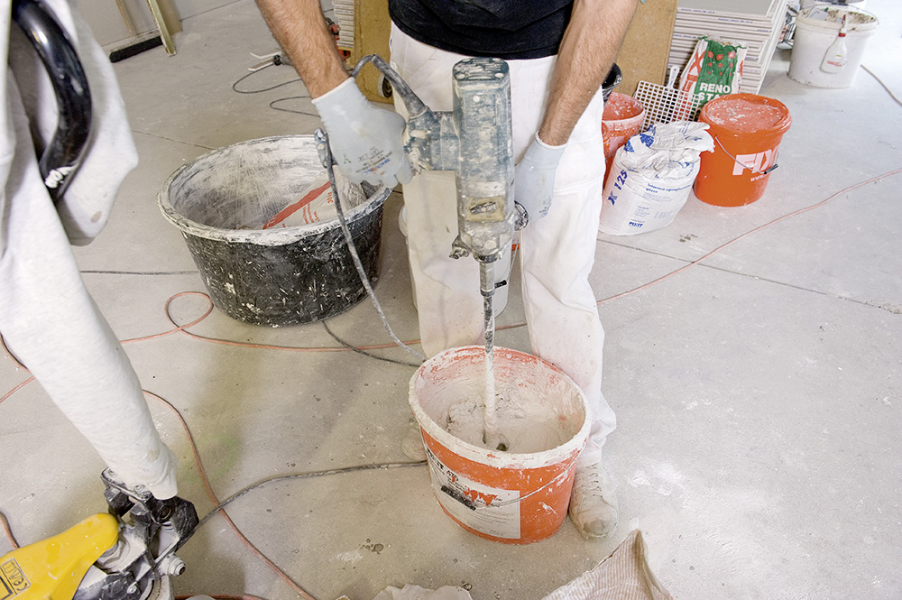 Préparation des mélanges