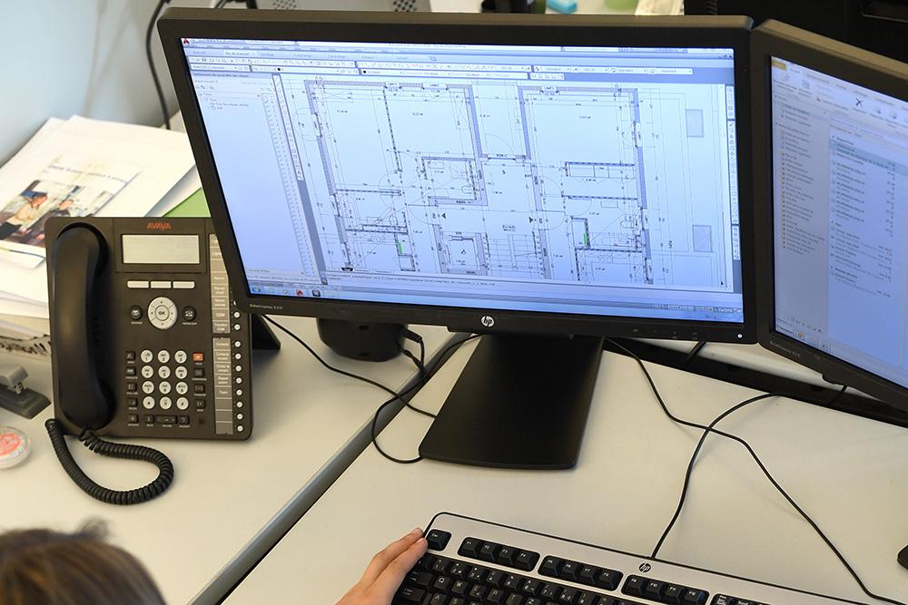 Compléter les plans de construction