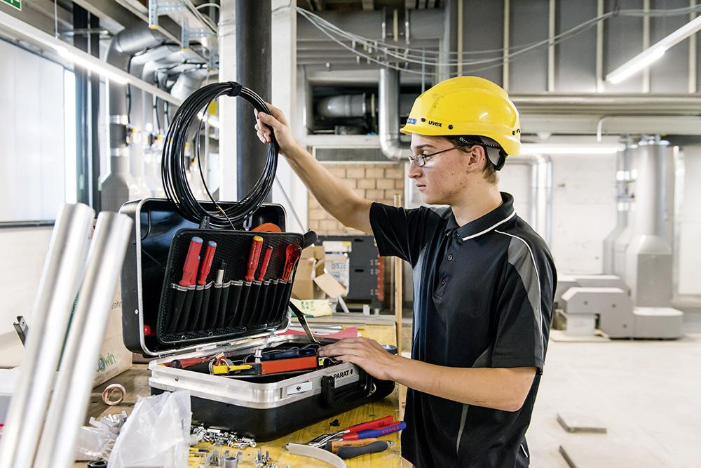 Préparer les outils et le matériel