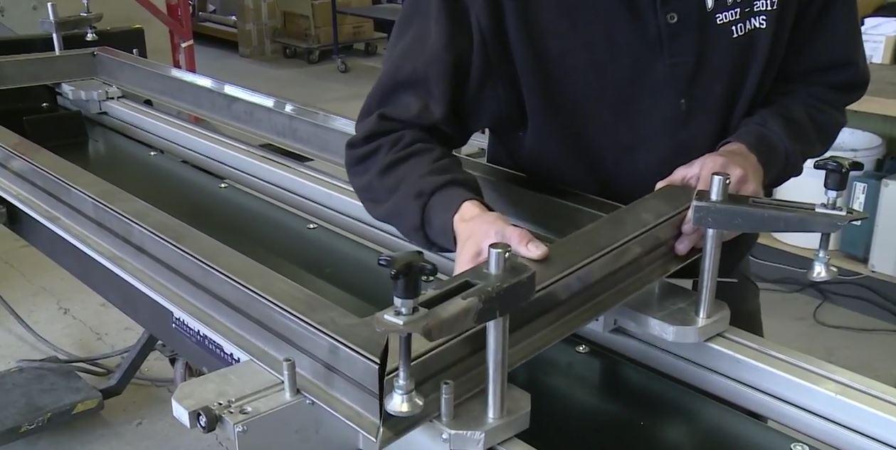 Constructeur / Constructrice métallique CFC