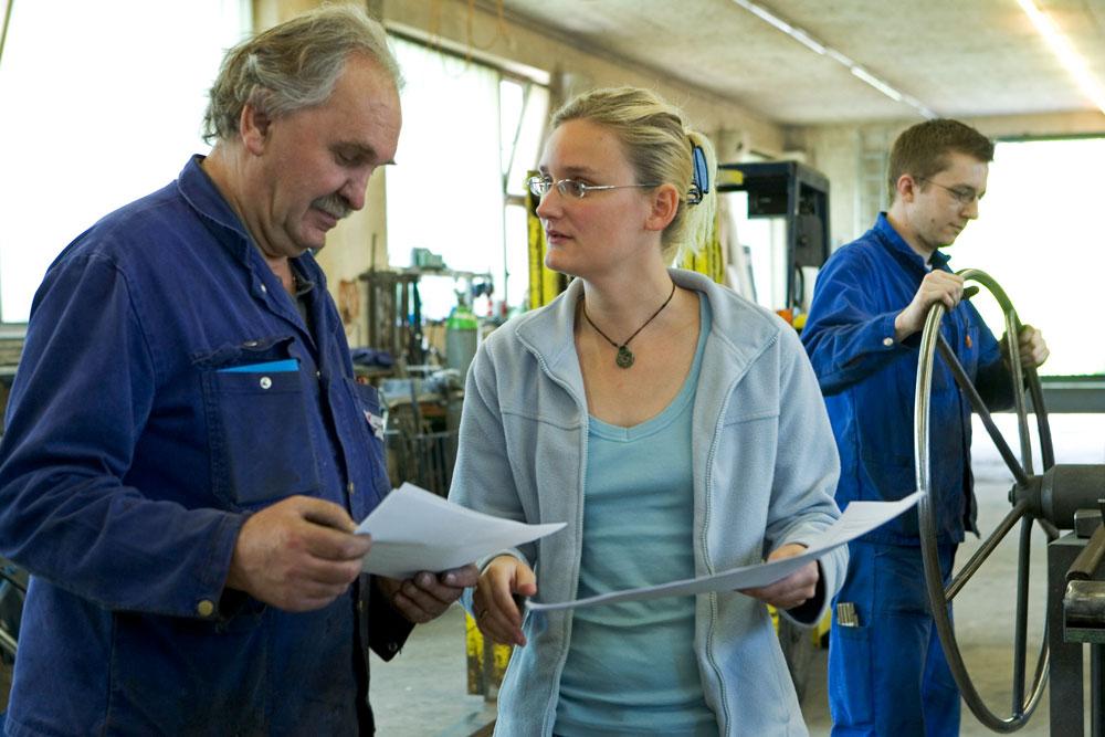 Collaboration avec les constructeurs métalliques