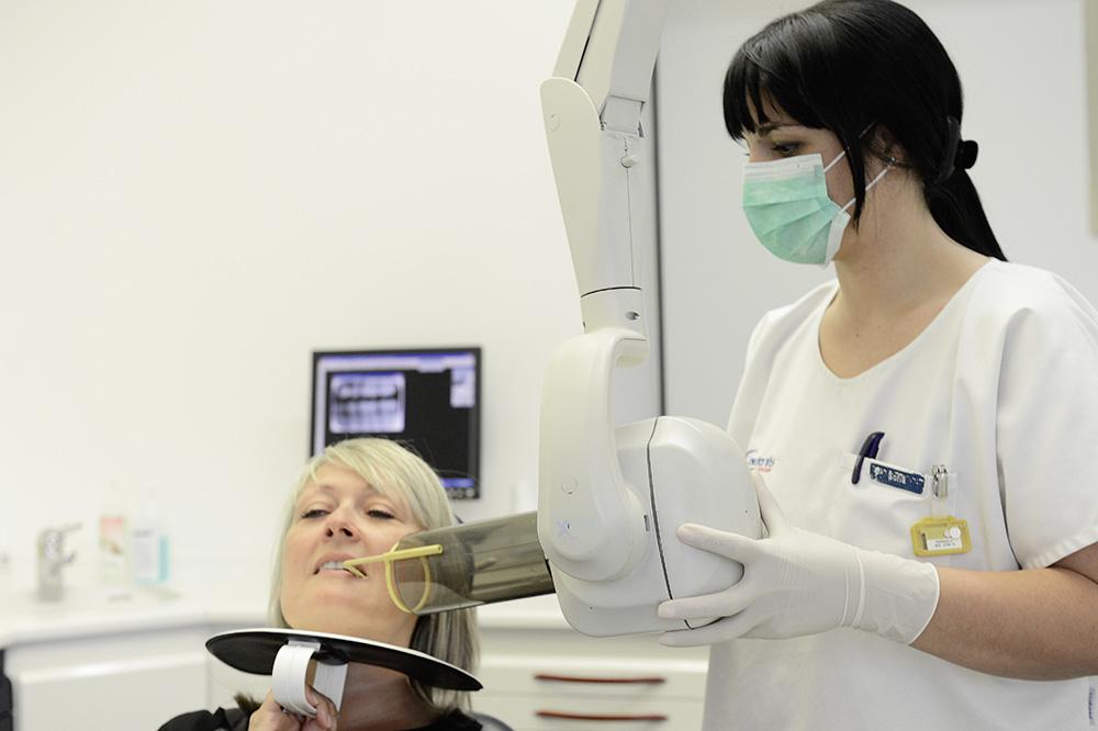 Faire des radiographies