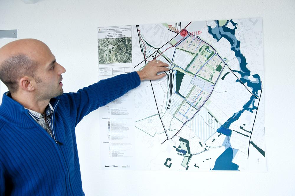 Utiliser les informations géographiques