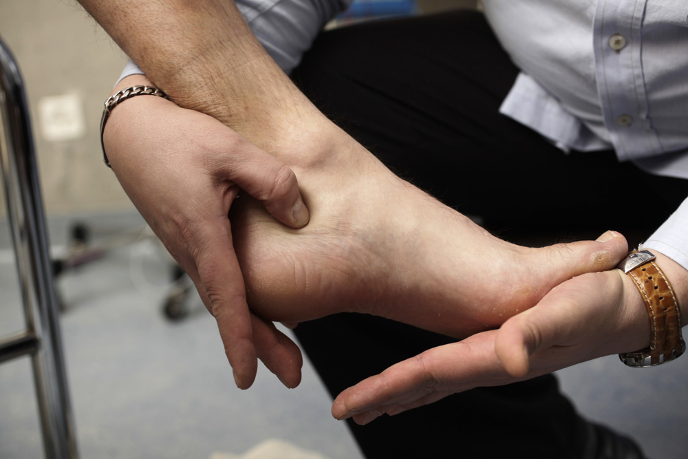 Analyse du pied