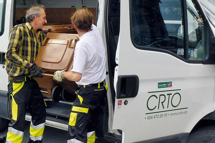 Le CRTO offre avec Gastrovert des emplois salariés pour faciliter la réinsertion des demandeurs d'emploi.