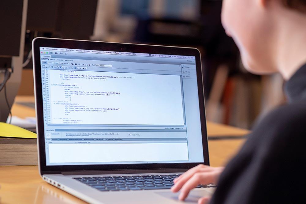 Creare applicazioni e siti web