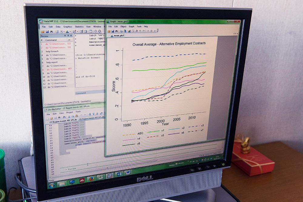 Padroneggiare i programmi statistici