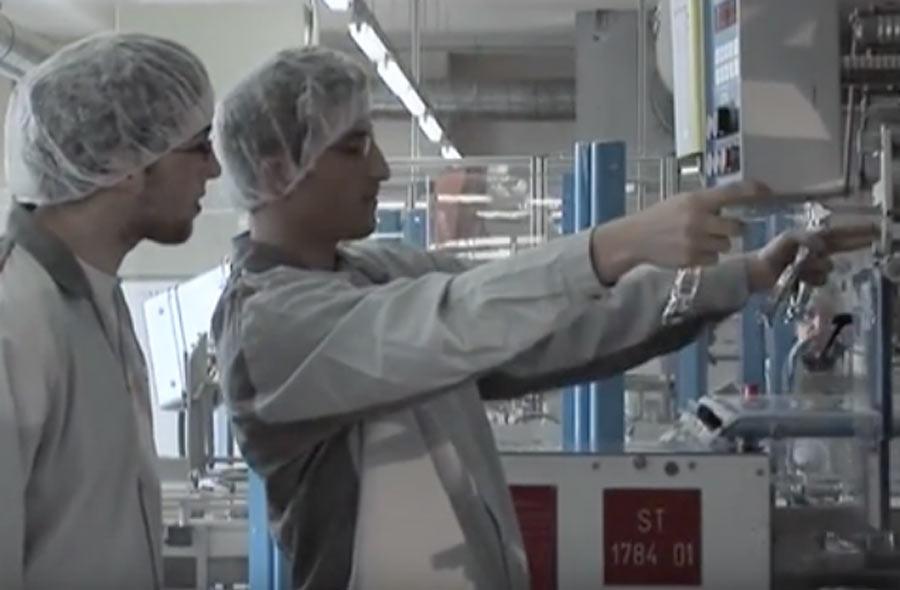 Anlagenführer/in EFZ – Berufsfilm