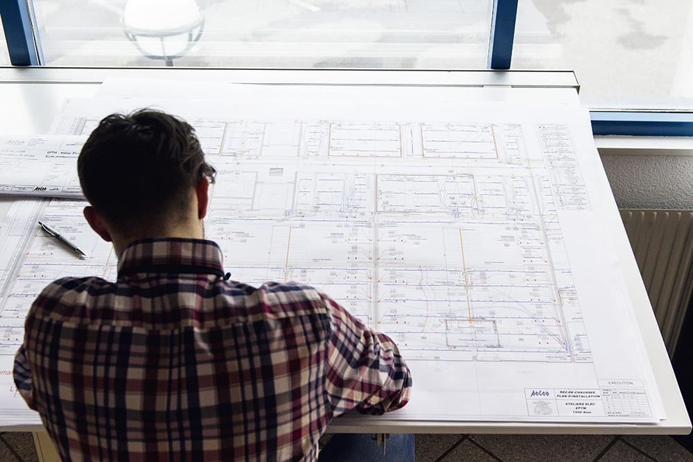 Completare i piani di costruzione