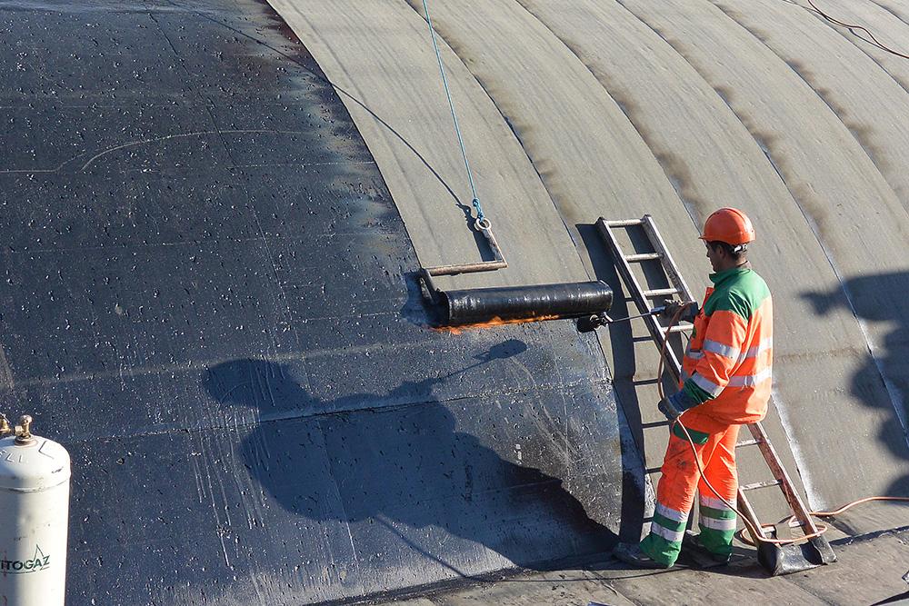 Impermeabilizzare gallerie e ponti