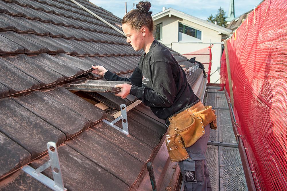 Coprire i tetti