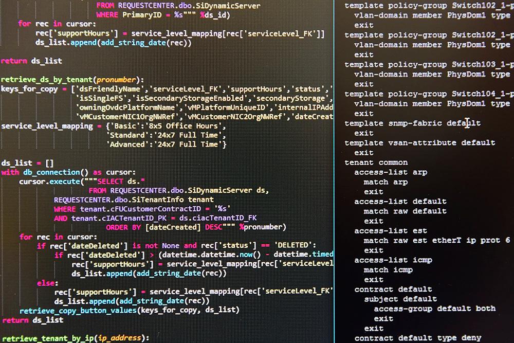 Sviluppare e programmare software