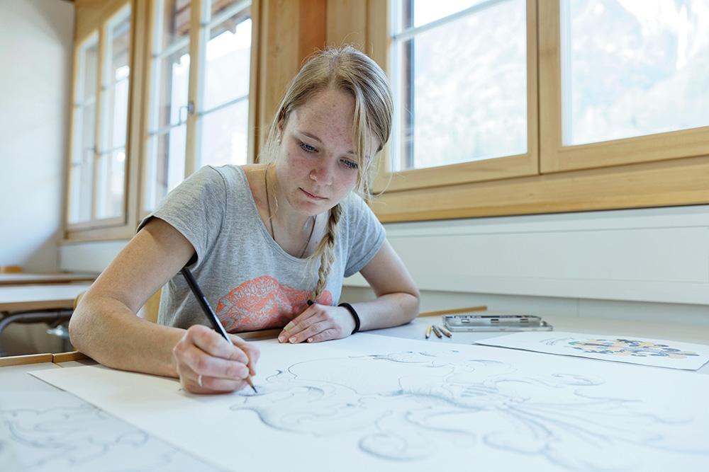 Realizzare schizzi e disegni