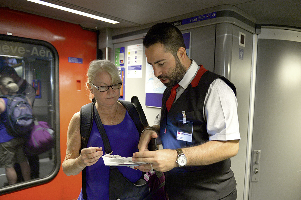 Informare i viaggiatori