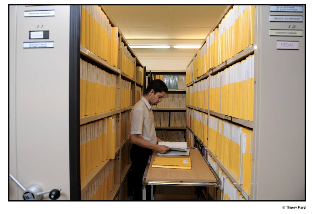 Conservazione degli archivi